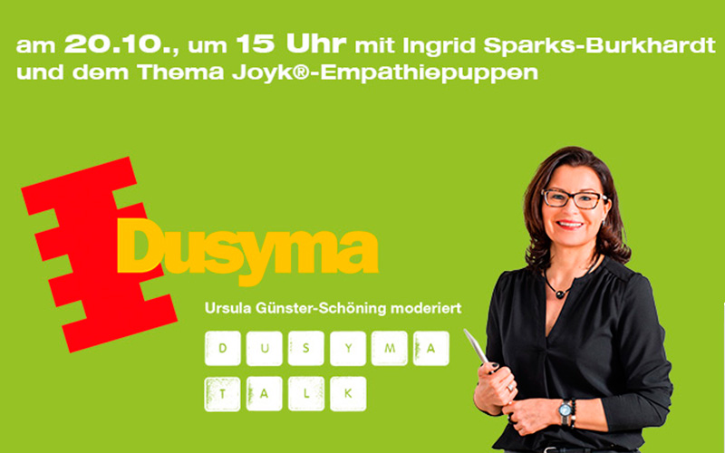 Read more about the article Dusyma Talk – eine neue Webinarreihe für Kita-Leitungen und pädagogische Fach- und Führungskräfte