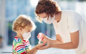 Laut Studie waren in Bayern sechsmal mehr Kinder infiziert als gemeldet