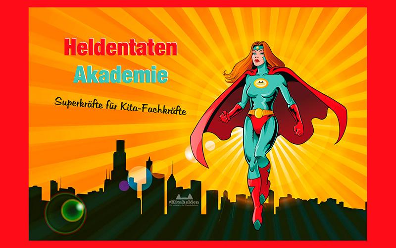 """Read more about the article """"Heldenhafte"""" Fortbildungen für Kita-Fachkräfte"""
