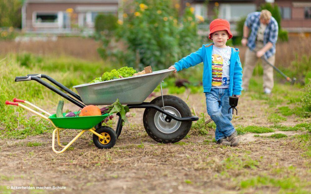 Wettbewerb: Auf der Suche nach Deutschlands grünster Kindertagesstätte