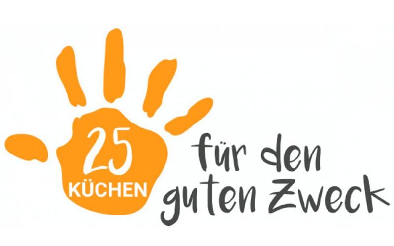 """Aktion """"25 Küchen für den guten Zweck"""""""