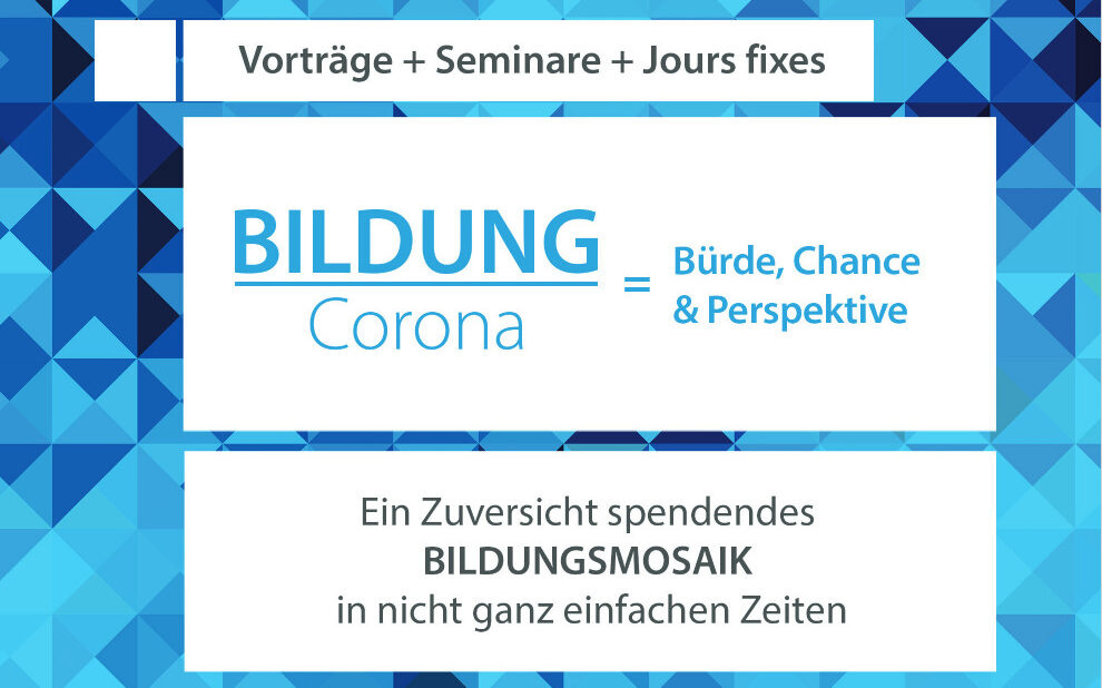 Read more about the article Bildungsmosaik: Angebote in der Corona-Krise