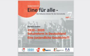 Read more about the article Schule der Zukunft: gerechter, inklusiver, demokratischer