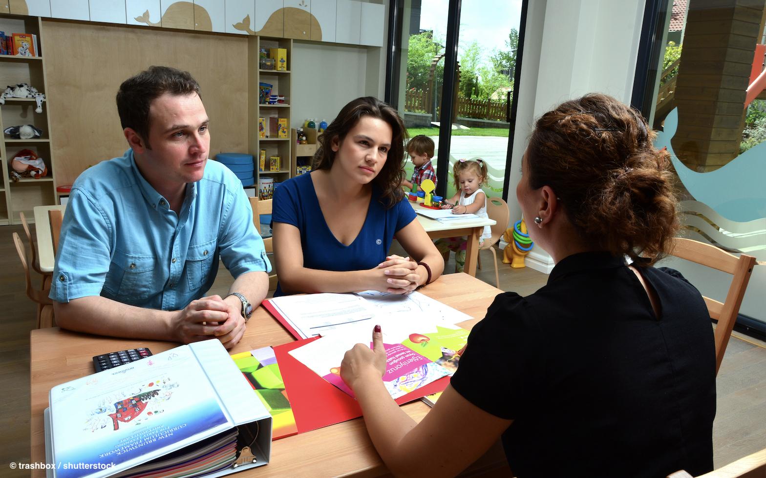 Read more about the article Elterngespräche in der Krippe führen