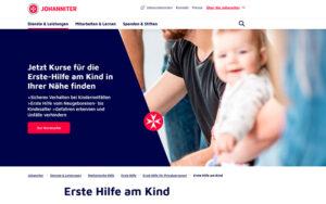 Erste-Hilfe-Kurse für die Rettung von Klein- und Kindergartenkindern