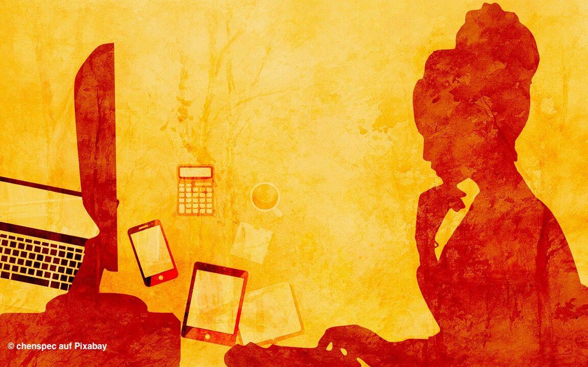 Read more about the article Umfrage zu digitalen Fortbildungen während der Corona-Zeit