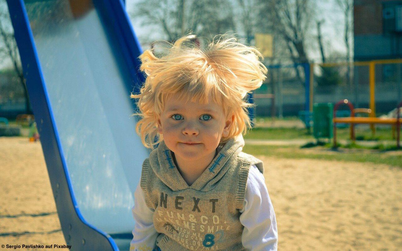 Read more about the article Kinder sind Zeitreisende