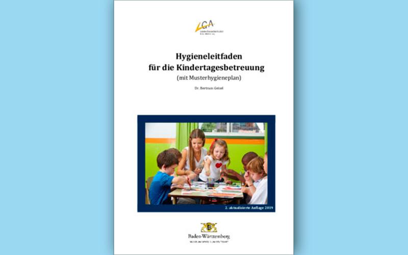 Read more about the article Hygieneleitfaden für die Kindertagesbetreuung