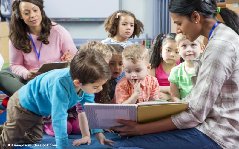 Read more about the article Beobachten und dokumentieren im Kindergarten