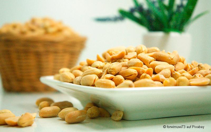 Read more about the article Öko-Test lässt Erdnüsse untersuchen