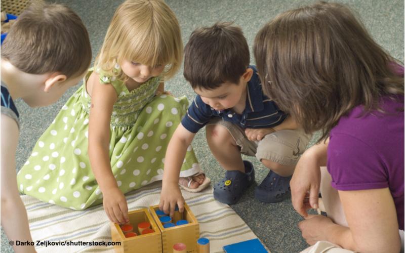 Read more about the article Die Bedeutung von Beobachtung und Wahrnehmung in Kindertagesstätten