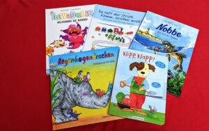 Read more about the article Verlosung: drei Buchpakete mit  jeweils 5 Büchern